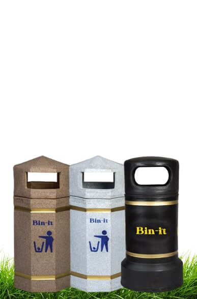 Bin-it Dustbin